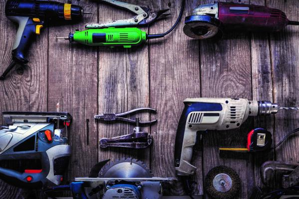 A do-it-yourselfer is only as good as his or her tools. Listed are some common symptoms of power tool problems, and what may be behind those problems. CONTRIBUTED PHOTO