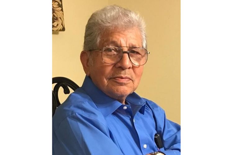 RICHARD RAMON REYES 1929-2021